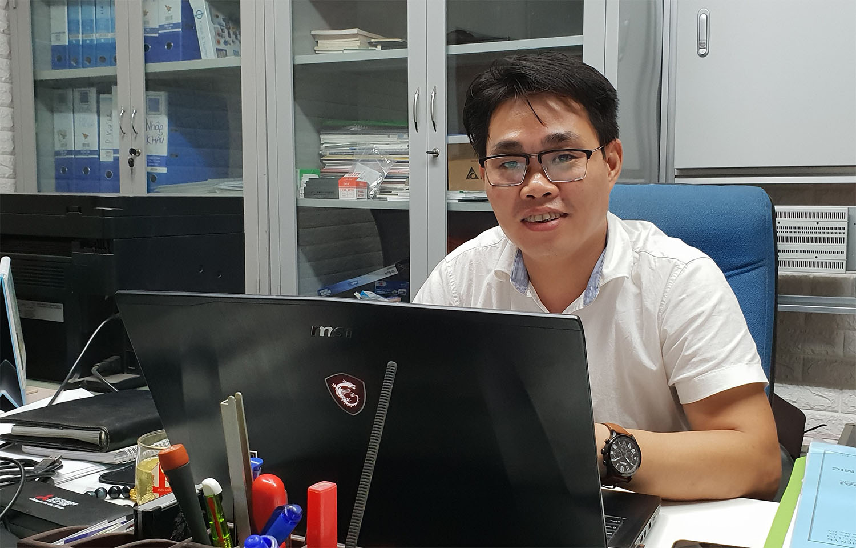 Giám đốc Phan Trung Nghĩa, doanh nhân khởi nghiệp từ học nghề