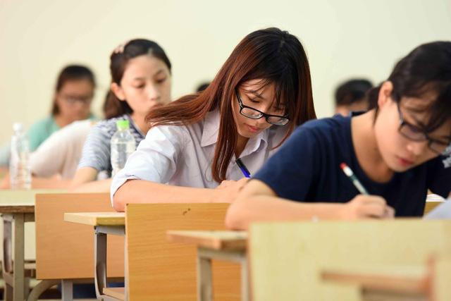 Thái Nguyên Gần 14.000 thí sinh thi tuyển sinh vào lớp 10