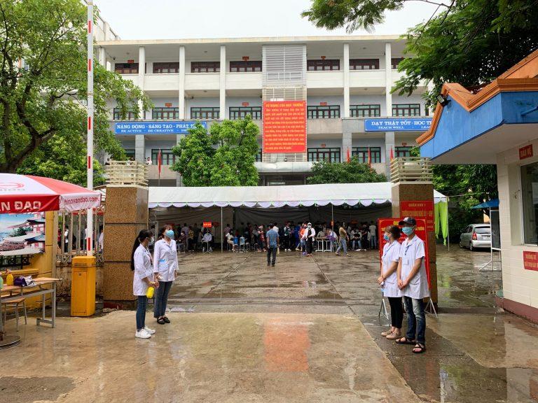 Tổ chức nhập học khóa 5 – Trình độ Trung cấp kết hợp học văn hóa và khóa 1 – Cao đẳng 9+