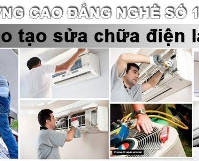 Nghề điện lạnh và cơ hội việc làm sau khi học